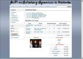 Vorschaubild zum Webdesign Projekt: 25 jähriges Abi – Jubiläum
