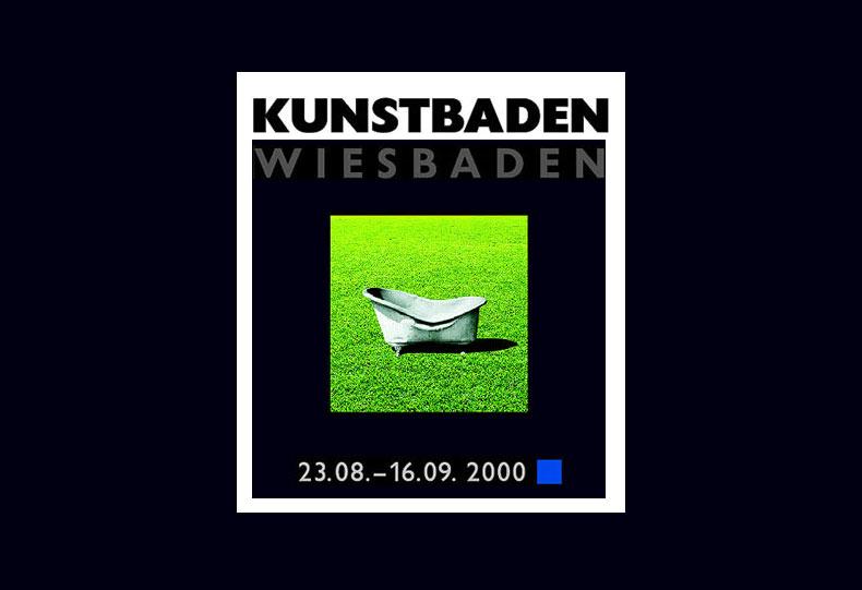Webdesign für Kunstbaden Wiesbaden