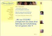 Vorschaubild zum Webdesign Projekt: Mary´s Meals Deutschland e.V.
