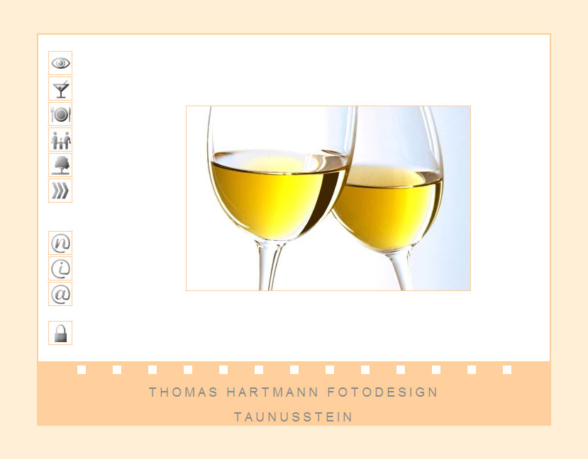 Webdesign für Thomas Hartmann Fotodesigner